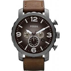 Comprar Reloj Fossil Hombre Nate JR1424 Cronógrafo Quartz