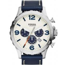 Comprar Reloj Fossil Hombre Nate JR1480 Cronógrafo Quartz