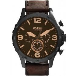 Comprar Reloj Fossil Hombre Nate JR1487 Cronógrafo Quartz