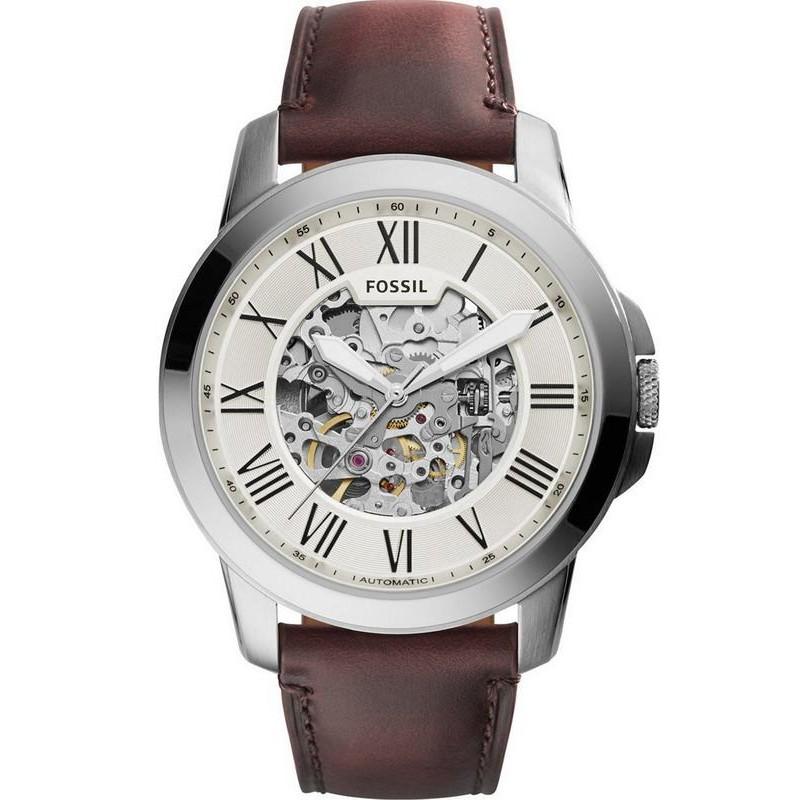 Reloj Fossil Hombre Grant ME3099 Automático Crivelli Shopping