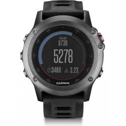 Reloj Hombre Garmin Fēnix 3 010-01338-01 GPS Smartwatch Multisport