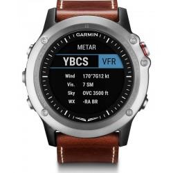 Reloj Hombre Garmin D2 Bravo Sapphire 010-01338-30 Aviation GPS Smartwatch