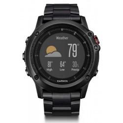 Reloj Hombre Garmin Fēnix 3 HR Sapphire 010-01338-7D GPS Smartwatch Multisport
