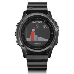 Reloj Hombre Garmin Fēnix 3 HR Sapphire 010-01338-7E GPS Smartwatch Multisport
