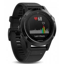 Reloj Hombre Garmin Fēnix 5 Sapphire 010-01688-11 GPS Smartwatch Multisport