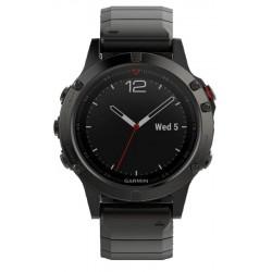 Reloj Hombre Garmin Fēnix 5 Sapphire 010-01688-21 GPS Smartwatch Multisport