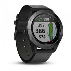 Reloj Hombre Garmin Approach S60 Premium 010-01702-02 GPS Smartwatch para el Golf