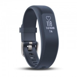 Reloj Unisex Garmin Vívosmart 3 010-01755-02 Smartwatch Fitness Tracker S/M