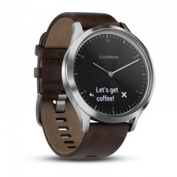 Reloj Unisex Garmin Vívomove HR Premium 010-01850-04 Smartwatch Fitness L