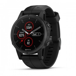 Reloj Hombre Garmin Fēnix 5S Plus Sapphire 010-01987-03 GPS Smartwatch Multisport