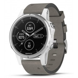 Reloj Hombre Garmin Fēnix 5S Plus Sapphire 010-01987-05 GPS Smartwatch Multisport