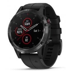 Reloj Hombre Garmin Fēnix 5 Plus Sapphire 010-01988-01 GPS Smartwatch Multisport