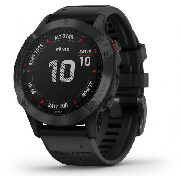 Comprar Reloj Hombre Garmin Fēnix 6 Pro 010-02158-02 GPS Smartwatch Multisport