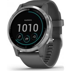 Reloj Hombre Garmin Vívoactive 4 010-02174-02 GPS Smartwatch Multisport