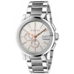 Comprar Reloj Hombre Gucci G-Chrono XL YA101201 Cronógrafo Quartz