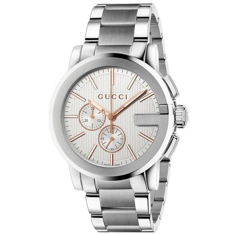 fba9302de Reloj Hombre Gucci G-Chrono XL YA101201 Cronógrafo Quartz - Crivelli ...