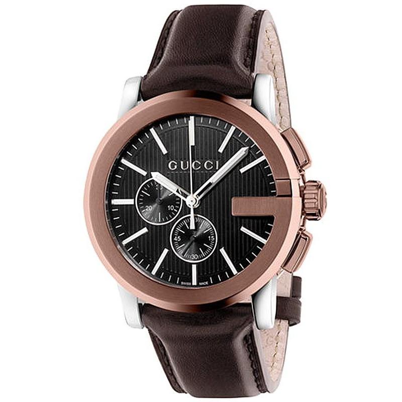 ed2295c35 Reloj Hombre Gucci G-Chrono XL YA101202 Cronógrafo Quartz - Crivelli ...