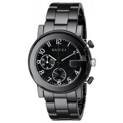 Comprar Reloj Unisex Gucci G-Chrono YA101352 Cerámica Cronógrafo Quartz