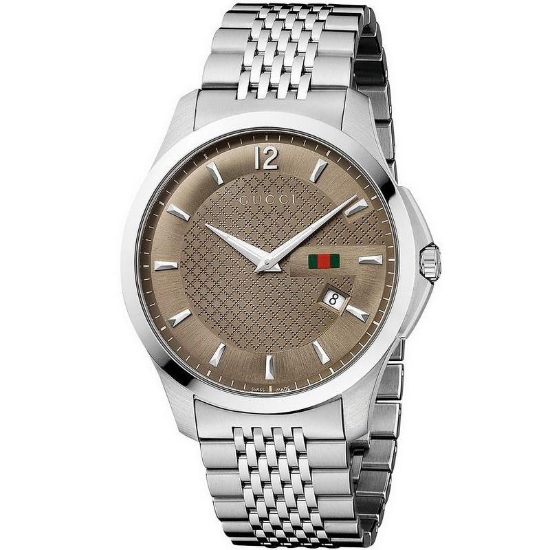 c0ced10a6f3 Reloj Hombre Gucci G-Timeless YA126310 Quartz - Crivelli Shopping