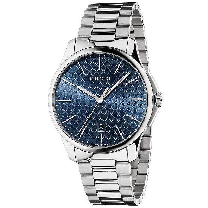 845fd6a60f Reloj Hombre Gucci G-Timeless Large Slim YA126316 Quartz - Crivelli ...