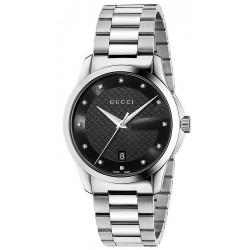 Comprar Reloj Unisex Gucci G-Timeless Medium YA126456 Diamantes Quartz
