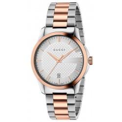 Comprar Reloj Unisex Gucci G-Timeless Medium YA126473 Quartz