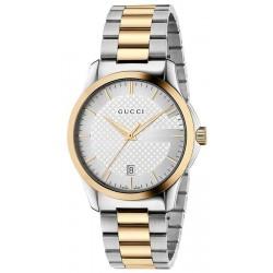 Comprar Reloj Unisex Gucci G-Timeless Medium YA126474 Quartz