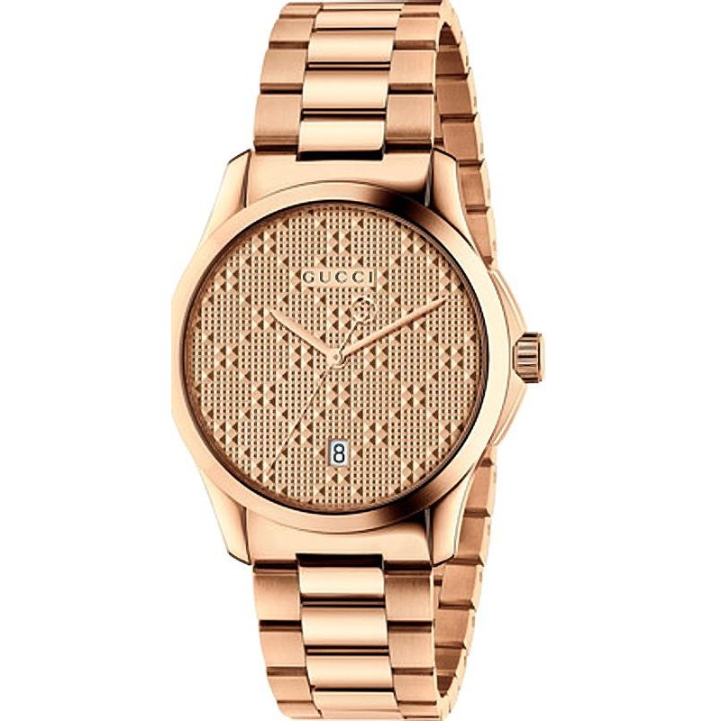 d41788784 Reloj Unisex Gucci G-Timeless Medium YA126482 Quartz - Crivelli Shopping