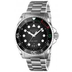 Comprar Reloj Hombre Gucci Dive XL YA136208 Quartz