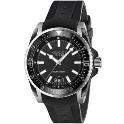Comprar Reloj Hombre Gucci Dive XL YA136204 Quartz