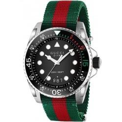 Comprar Reloj Hombre Gucci Dive XL YA136209 Quartz