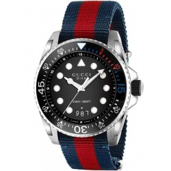 Comprar Reloj Hombre Gucci Dive XL YA136210 Quartz