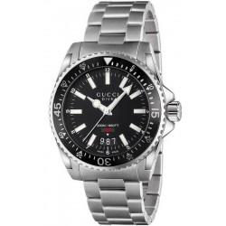 Reloj Hombre Gucci Dive L YA136301 Quartz b0191c935a0