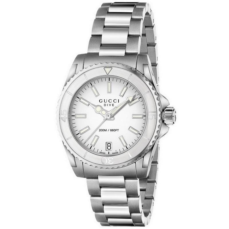 425945c2349a Reloj Mujer Gucci Dive Medium YA136402 Quartz - Crivelli Shopping