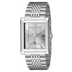 Comprar Reloj Hombre Gucci G-Timeless Rectangular Medium YA138403 Quartz