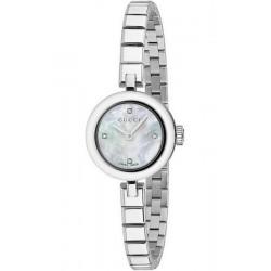 Comprar Reloj Mujer Gucci Diamantissima Small YA141503 Diamantes Madreperla