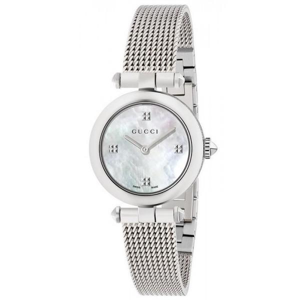 b3278b13a Reloj Mujer Gucci Diamantissima Small YA141504 Madreperla Quartz ...