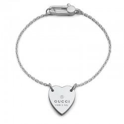 Comprar Pulsera Mujer Gucci Trademark YBA223513001017 Corazón