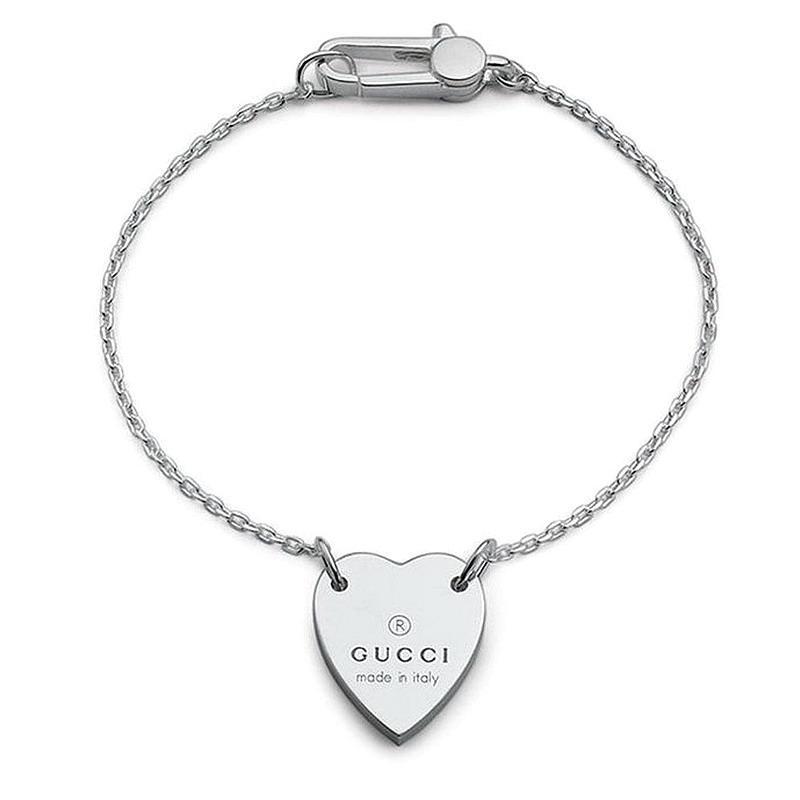 Pulsera Mujer Gucci Trademark YBA223513001021 Corazón - Crivelli ... 0f5a2fb2eb5
