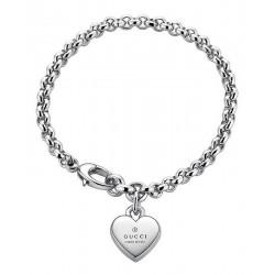 Pulsera Mujer Gucci Trademark YBA356210001016 Corazón