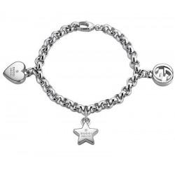 Pulsera Mujer Gucci Trademark YBA325839001017 Corazón - Crivelli ... 2dc87e82caf