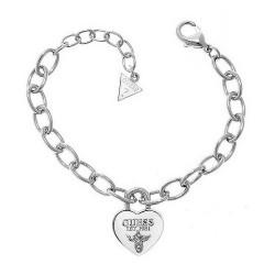 Comprar Pulsera Mujer Guess Iconic UBB21567-S Corazón