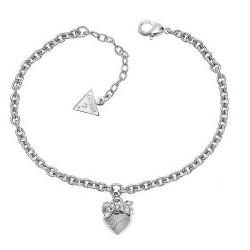 Comprar Pulsera Mujer Guess Iconic UBB21570-S Corazón