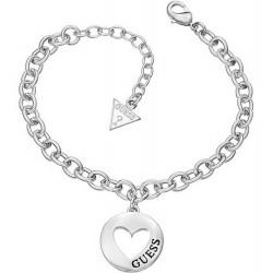 Comprar Pulsera Mujer Guess G Girl UBB51434 Corazón
