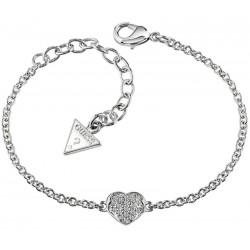 Comprar Pulsera Mujer Guess Heartshelter UBB71518-S Corazón
