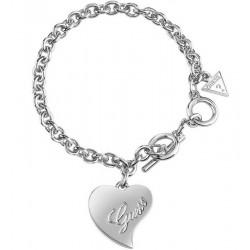 Comprar Pulsera Mujer Guess Love UBB71530 Corazón