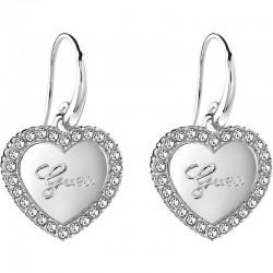 Comprar Pendientes Mujer Guess Iconic UBE21510 Corazón