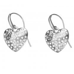 Comprar Pendientes Mujer Guess Glossy Hearts UBE51433 Corazón