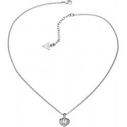 Comprar Collar Mujer Guess Crystals of Love UBN51419 Corazón