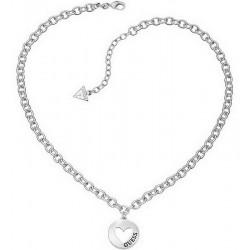 Comprar Collar Mujer Guess G Girl UBN51430 Corazón
